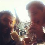 Falafel bros!