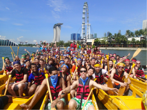Singapore Dragon Boat