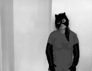 paula as catwoman