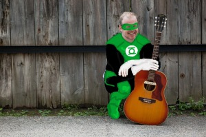 tully as green lantern