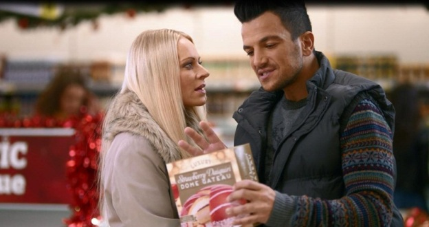 Iceland Christmas Commercial - Peter Andre