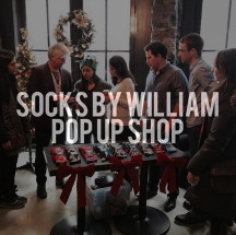 Pop up shop December 11th at Java U on Rue McGill.